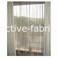 China rf shielding fabric curtains transparent silver mesh mosquito net fabric on sale