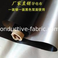 China conductive nickel copper RF shielding fabric for phone pouches on sale