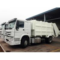 China HOWO Compressor Garbage Truck on sale