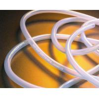 15' Sani-Tech STHT-C-500-4 Platinum-Cured Medical Silicone Tubing 1/2
