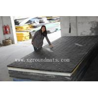 UHMWPE plastic ground cover mat/heavy duty track panels/Track mat