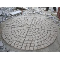 Wholesale Design Natural Granite Landscape Cobble Paving Stone For Yard, Garden from china suppliers