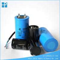 China AC Motor Capacitors CD60 Electrolytic capacitor on sale