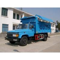 China Garbage Truck Heavy Duty Truck on sale