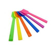 Wholesale Solid Colored Gelato Spoons 3000Pcs/case from china suppliers