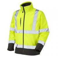 Wholesale Men's Hi-vis softshell Jacket from china suppliers