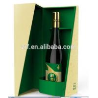 Wholesale Individual High Quality Wine Packaging Gift Boxes from china suppliers