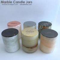 Wholesale Combination candhle cup candle stand marble candle holders from china suppliers
