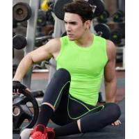 Wholesale Men Quick Dry Sports Tank Tops (THSM03-3) from china suppliers