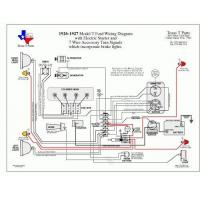 t bucket wiring schematic latest and d motors bel air - buy and d motors bel air 1923 t bucket wiring diagram