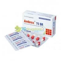 Wholesale Cancer Specialist Ambrox 75 SR from china suppliers