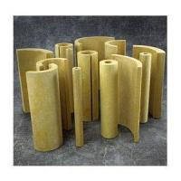 Wholesale MINERAL WOOL PIPE INSULATION 1 IPS X 1-1 / 2 THICK X 3 FEET (54 LINEAR FEET PER CARTON) from china suppliers