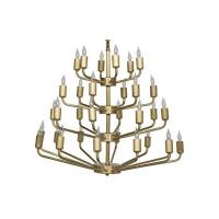 Wholesale New Items (NOIR) Montoro Chandelier, Antique Brass Finish from china suppliers