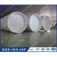 Wholesale dust filter bag cement industry filter bag PE 554 from china suppliers