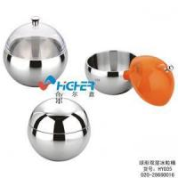 Wholesale Kitchenware Series Sphere Shaped Ice Bucket from china suppliers