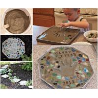 Wholesale Handprint Stones For Garden from china suppliers