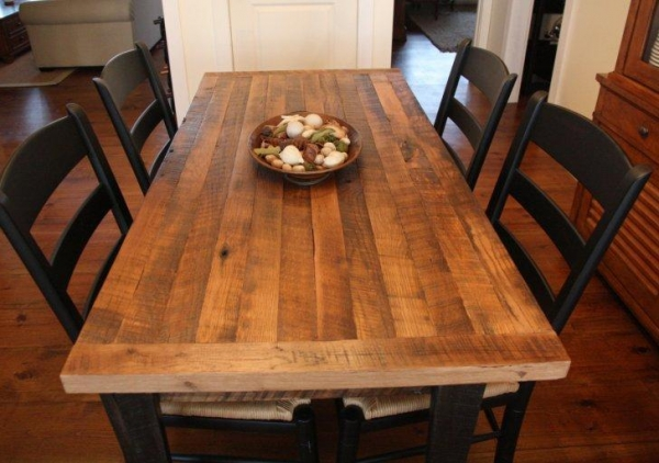 Quality Butcher Block Kitchen Tables (beautiful Butcher Block Kitchen Table Set #1) for sale