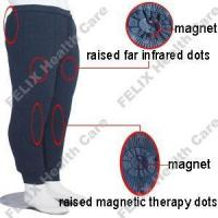 Wholesale Multifunctional Far Infrared and Magnetic Therapy Health Thermal Cotton-padded Trousers from china suppliers