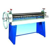 Wholesale Asymmetric 3-Roller Plate Bender from china suppliers