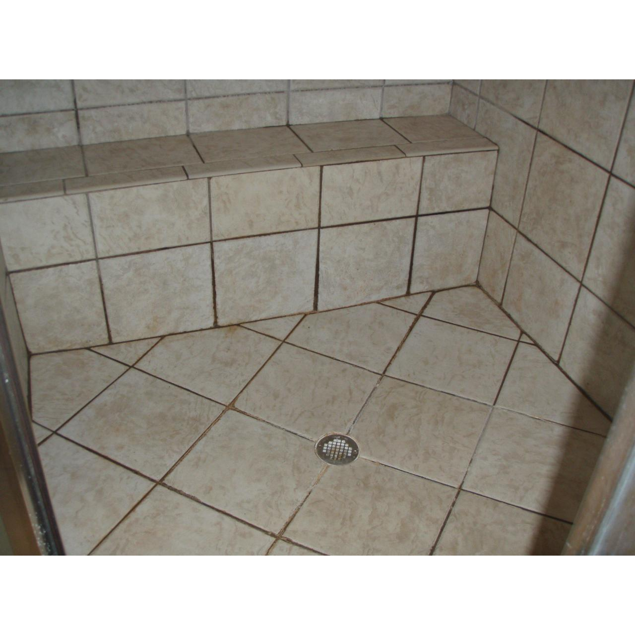China Grout Shower Tile on sale