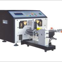 China WX-340+T all electric wire peeling and twisting machine on sale