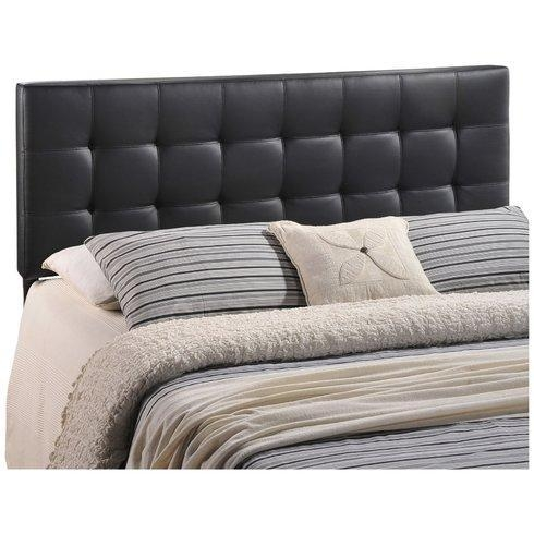 Contemporary pillow padded headboard with button quilted for Quilted headboards