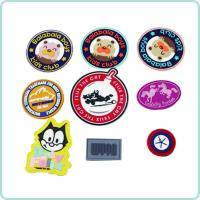 Buy cheap More Color Emboss PVC Label PVC Patch from wholesalers