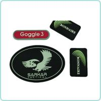 Buy cheap PVC Label With Custom Letters from wholesalers