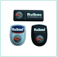 Wholesale Customized PVC Label Badge from china suppliers