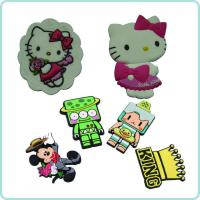 Wholesale Customized Children PVC Label from china suppliers