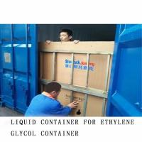 Liquid container for ethylene glycol container