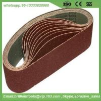Wholesale aluminium oxide wood sanding belts from china suppliers