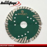 Wholesale 4.5 Inch 115mm Tri-Protection Granite Diamond Cutting Disc from china suppliers