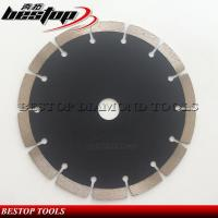 Wholesale 7 Inch 180MM Segmented Small Cutting Blade for Granite Stone from china suppliers