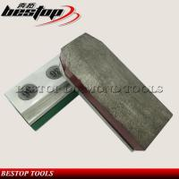Wholesale L170mm Metal Bond Granite Grinding Fickert for Stone from china suppliers