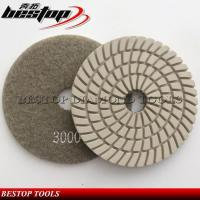 Wholesale 4 Granite Finishing Tools Sanding Disc for Stone from china suppliers