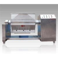 Buy cheap Gas heating transverse horizontal cooking kettle from wholesalers