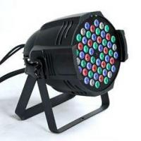 Buy cheap 54*3W RGBW LED Par Light from wholesalers