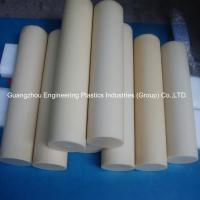 Wholesale Guangzhou customized plastic material rods tough hard pvc round plastic bar from china suppliers
