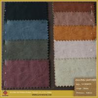 Colorful Fabric Leather Fabric Synthetic Leather for Shoe or Sofa