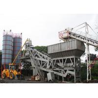 Wholesale Integral Mobile Concrete Mixing Station from china suppliers