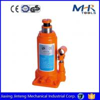 Wholesale 8 Ton High Quality Hydraulic Car Jack Lift with Safety Valve Bottle Jack for Car Repair from china suppliers