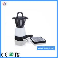 Harmless Solar Powered Electronic Machine Indoor Mosquito Killer LED Lamp For Home