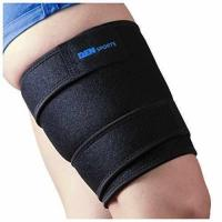 China DenSports Hamstring Brace Compression Sleeve and Thigh Support on sale