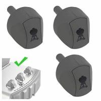 China 3 Pack Weber 81168 Knobs for Genesis 300 Series Grills 2007-2010 on sale