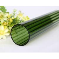 Colored Glass Tube