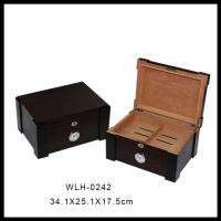 China Factory Price Personalized Cedar Wood Cigar Box Wholesale
