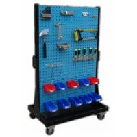 Wholesale High Quality Movable Hanging Panels Tool And Bin Rack And Organizer from china suppliers