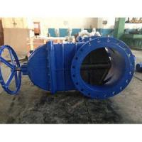 Gate Valves Flanged Resilient Seal Gate Valve, DN600 PN16 DI