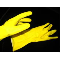 Wholesale Yellow Household Gloves from china suppliers